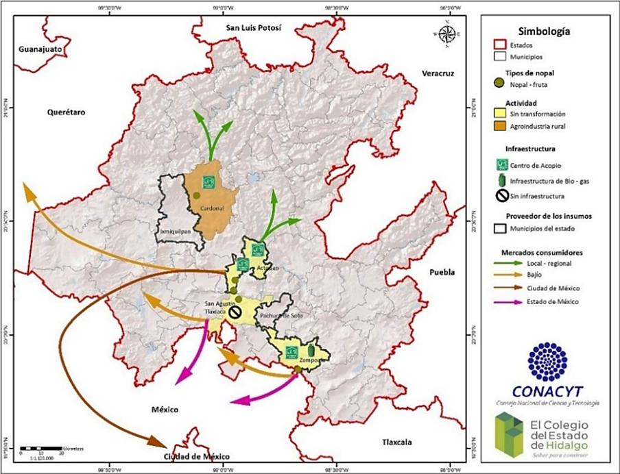 Proximidad Geografica Y Organizativa En La Produccion De La