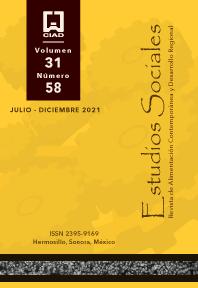 Ver Volumen 31, núm. 58, julio-diciembre de 2021. Fecha de publicación: 25 de junio de 2021